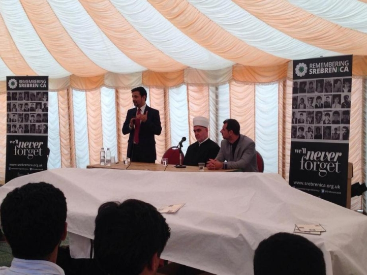 Speech of Grand Mufti at the Living Islam festival in Lincolnshire